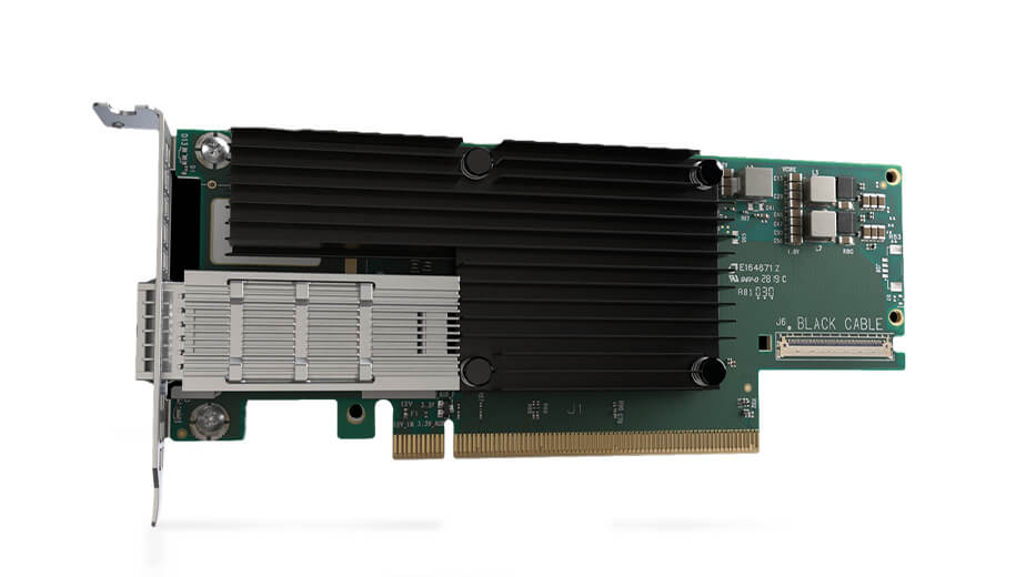 DGX A100 infiniband HDR