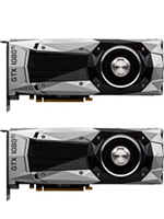 NVIDIA® GeForce GTX1080Ti