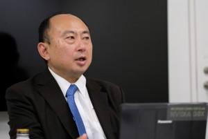 デエイアイグノシス 代表取締役 大松重尚 氏